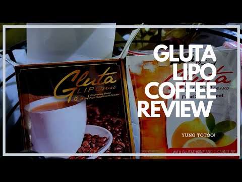 HONEST GLUTA LIPO COFFEE REVIEW (yung totoo)