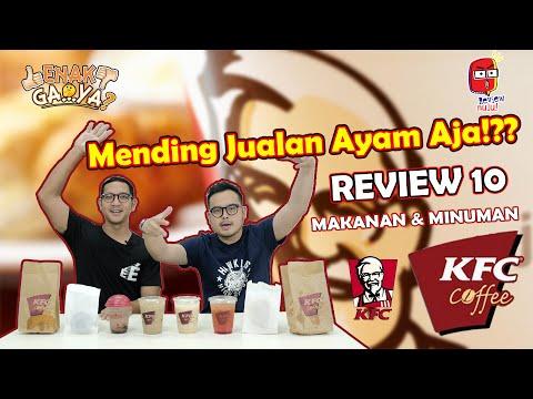 Mending Jual Ayam Aja?? Review Makanan & Minuman KFC Coffee! Enak Ga Ya!? Ep.09 by Review Mulu