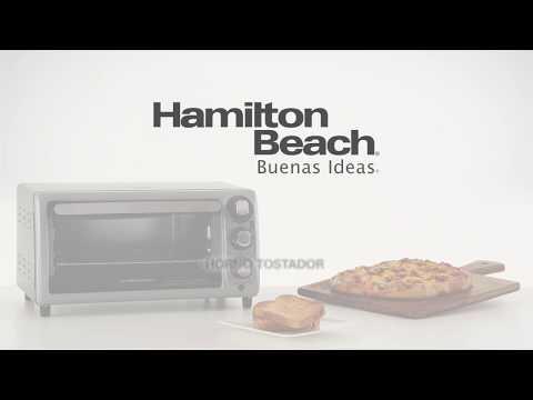 Horno tostador Hamilton Beach Modelo 31142