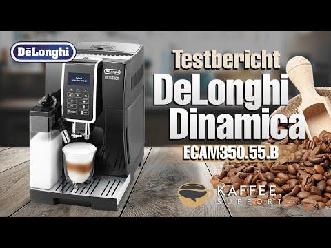 Testbericht DeLonghi Dinamica ECAM350.55.B Vorstellung