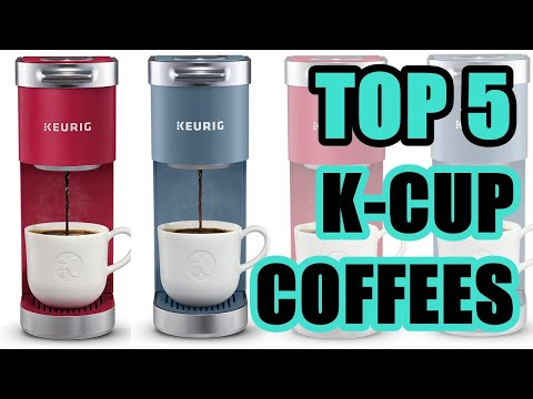 Best K Cup Coffee Maker 2020 | Top 5 K Cup Coffee Makers 2020