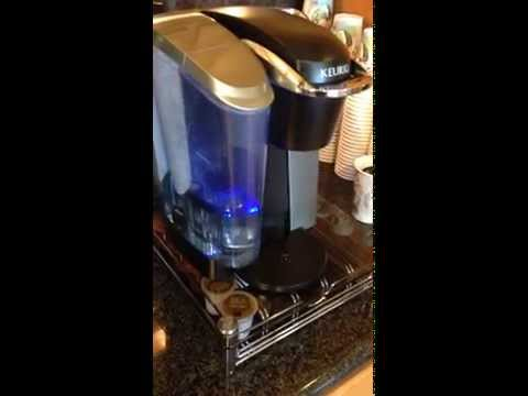 Keurig Coffee Maker not make a full cup, easy fix!