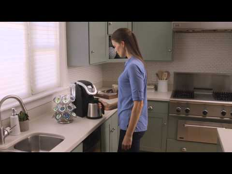 How-to Brew with Keurig K200 Brewing System