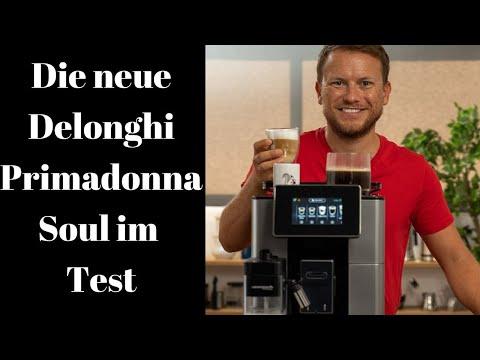 Die NEUE Delonghi Primadonna Soul im Test