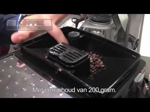 Delonghi Magnifica S ECAM 20.110.B – volautomaat: Productvideo
