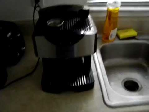 Espresso Machine problem fix!! Mister/Steamer not working! Mr. Cofee