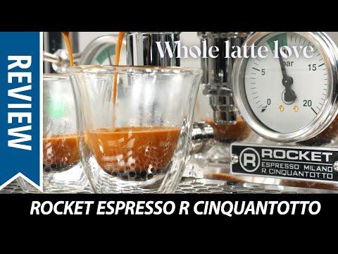 Review: Rocket Espresso R Cinquantotto Espresso Machine
