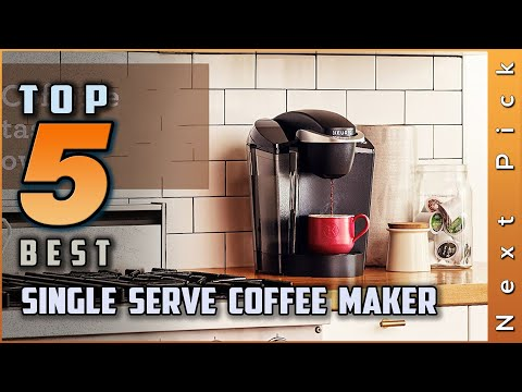 Top 5 Best Single Serve Coffee Maker Review In 2020 | For All Budgets