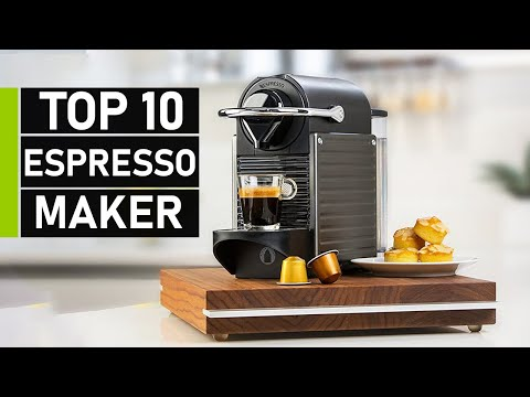 TOP 10 Best Espresso Machine 2020