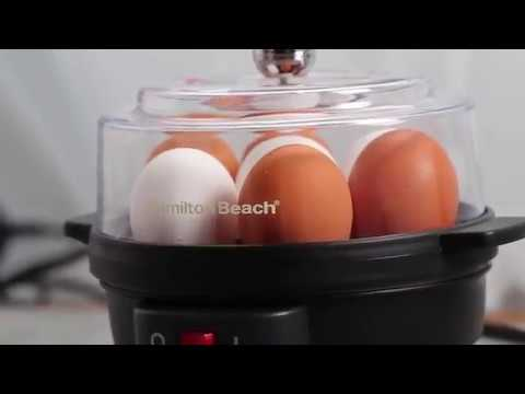 The Amazing Hamilton Beach Egg Cooker