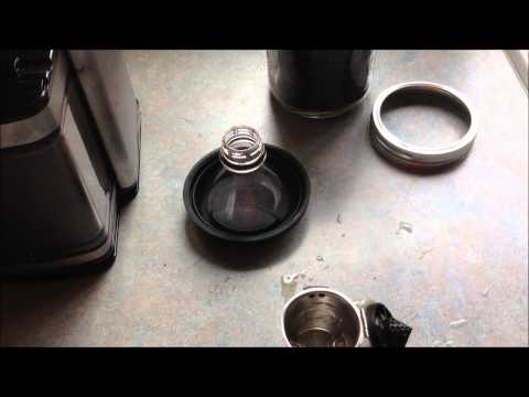 Cuisinart DBM-8 Coffee Grinder Review