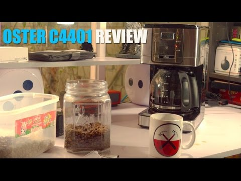 Coffee Maker Review Oster C4401