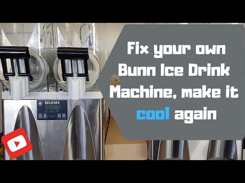 Ice Drink Bunn Machine Repair DIY