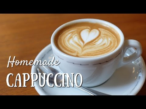 Homemade Cappuccino Recipe | Cappuccino Recipe Without Machine | Dalgona Coffee | The Bong Chef