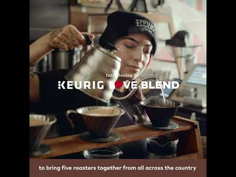 Keurig Brew The Love Together – Let's Support Local Coffee Roasters