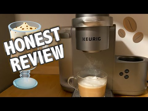 Keurig K-Cafe Honest Review