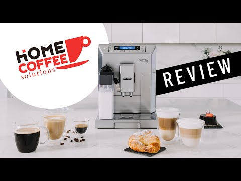 DeLonghi Eletta Cappuccino Top Review 2020