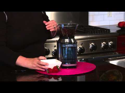 Cuisinart Supreme Grind™ Automatic Burr Mill (DBM-8) Demo Video