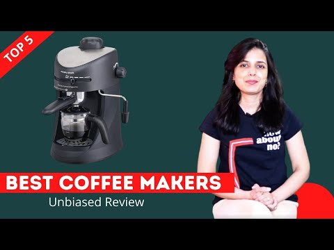 ✅ Top 5: Best Coffee Machines in India 2020 |  Detail Coffee Maker Review & Comparison