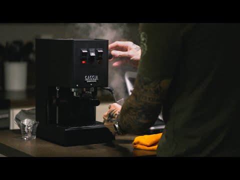 The BEST Espresso Machine Under $500 | Gaggia Classic Pro