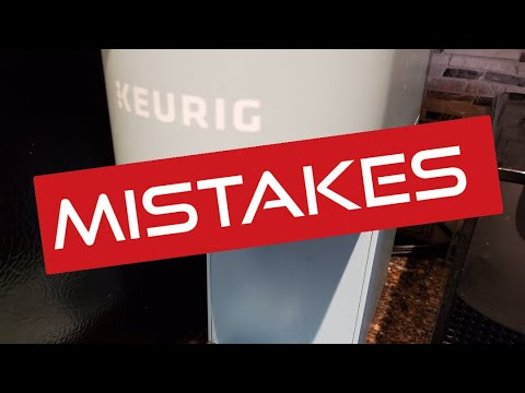The Most Common Mistakes Keurig Owners Make