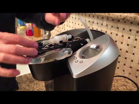 Keurig Fix – Part 2: Cleaning the Check Valve