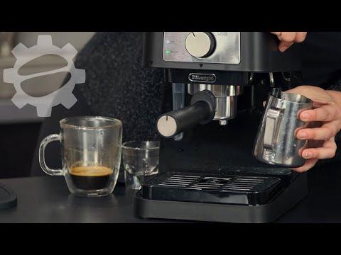 DeLonghi Stilosa EC260 Espresso Machine   Crew Review