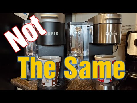 "New Keurig K-Supreme Vs K-Supreme Plus: What's Different & Is The ""Plus"" Worth It?"