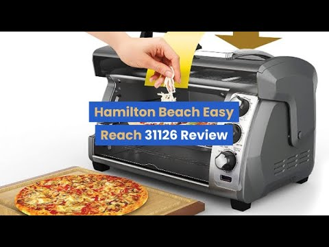 Hamilton Beach Easy Reach 31126 Review