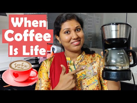 Havells coffee maker demo and review // Best ever coffee ☕😍 coffee lovers must watch!!