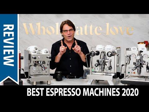 Top 5 Best Semi-Automatic Espresso Machines of 2020