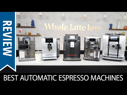 Top 5 Best Automatic Espresso Machines of 2020