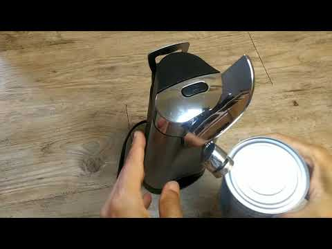 How to Use a Hamilton Beach Can Opener and Review