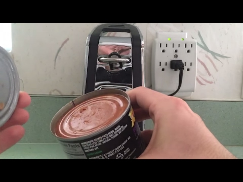 Hamilton Beach 76606ZA Smooth Touch Can Opener (Demo & Review)