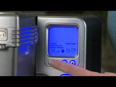 Cuisinart Single Serve Brewing System Coffee Bar Collection (SS-700) Maintenance Video