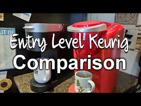 Keurig K-Compact vs K-Slim: Which is Better + How They Are Different