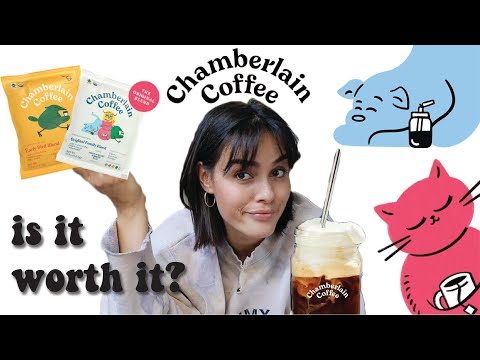 BARISTA GIVES THE MOST HONEST CHAMBERLAIN COFFEE REVIEW