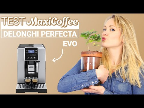DELONGHI PERFECTA EVO FEB 427.80.SB | Machine à café grain | Le Test MaxiCoffee