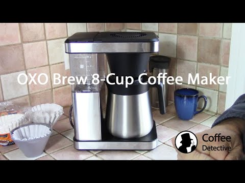 Review of the Oxo Brew 8-Cup Coffee Maker