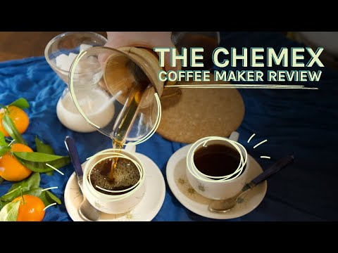 Chemex Coffee Maker Review: Functional, or just Funky?