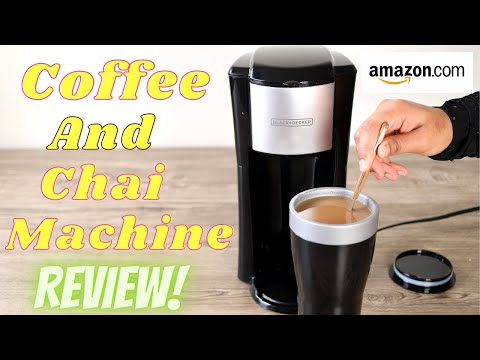 Coffee Maker, Chai Maker Review Price – Tea Maker Coffee Machine Review in Hindi/Urdu | Unbox Heaven