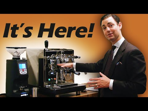 My ECM Synchronika Espresso Machine Is Here! – Unboxing | Kirby Allison