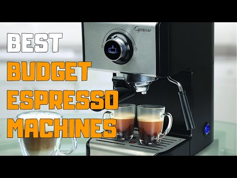 Best Budget Espresso Machines in 2020 – Top 6 Budget Espresso Machine Picks