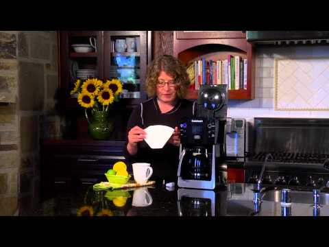 Cuisinart PerfectTemp 14 Cup Programmable Cofeemaker (DCC 2800 & DCC 2800W) Demo Video