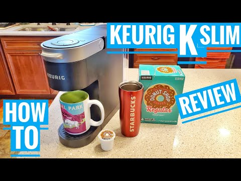 Keurig K-Slim Single Serve Coffee Maker Review Amazon's Choice For K-Cup