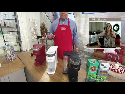 Keurig K-Supreme Coffee Maker w/ 48 K-Cups and My K-Cup on QVC