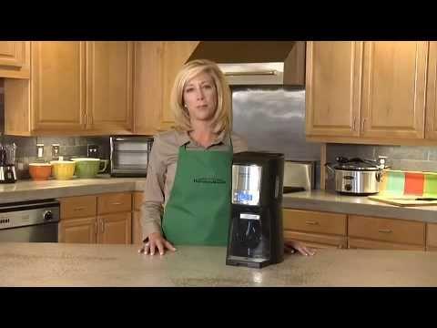 Cafetera Brewstation® de Hamilton Beach modelo 47701