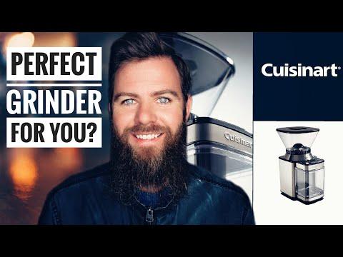 Cuisinart DBM-8 Burr Mill Grinder Review Best 2020