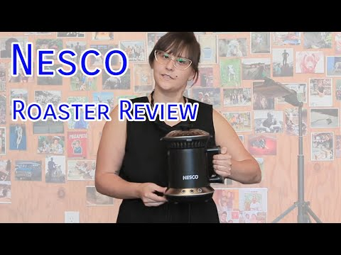 Nesco Coffee Roaster Review