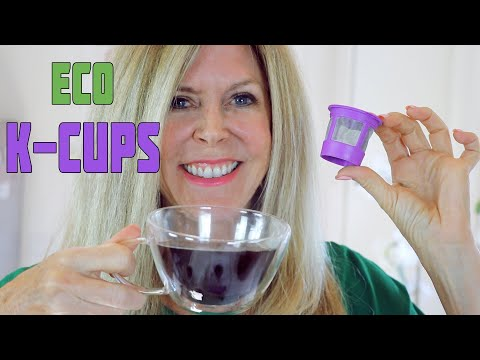 INEXPENSIVE Keurig Reusable K-cup How To MAKE YOUR OWN COFFEE Refillable Delibru